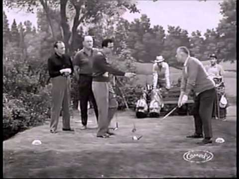 The Jack Benny Program S12E06 - Jack Plays Golf (26 Nov 1961)