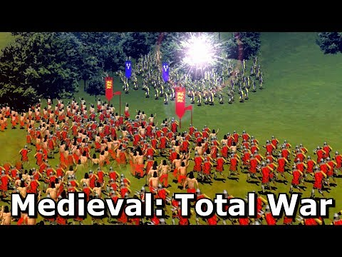 2kliksphilip VS the French - Medieval: Total War