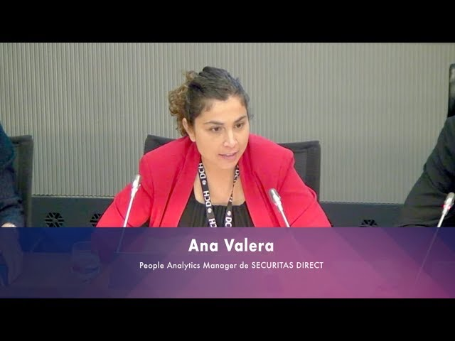 Organizational Network Analysis | Ana Valera