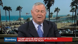 Rep. Rohrabacher Likens U.S. Actions to Russian Meddling
