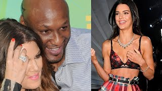 Lamar Odom REVEALS How Khloe & Kris BEAT UP His MIstress! Kendall Jenner BREAKS UP With Ben Simmons thumbnail