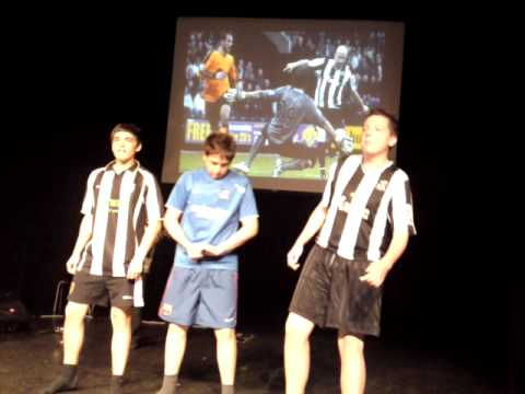 The Learning Society : Lee Hughes Appreciation song final