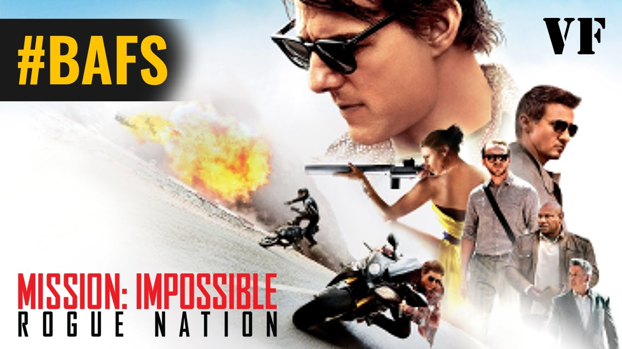 Mission Impossible Rogue Nation Stream