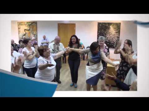 Judith Richter award clip - Times of Israel Gala