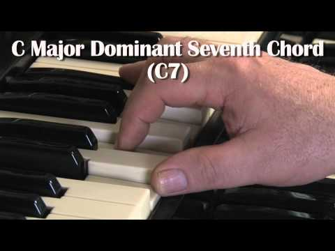 HAMMOND ORGAN & KEYBOARDS FOR BEGINNERS LESSON #7 - B3 and C3