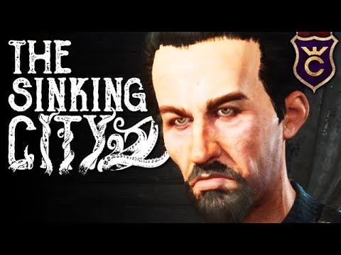 БАР СЕМЬ ДУБОВ ∎ The Sinking City Прохождение #22
