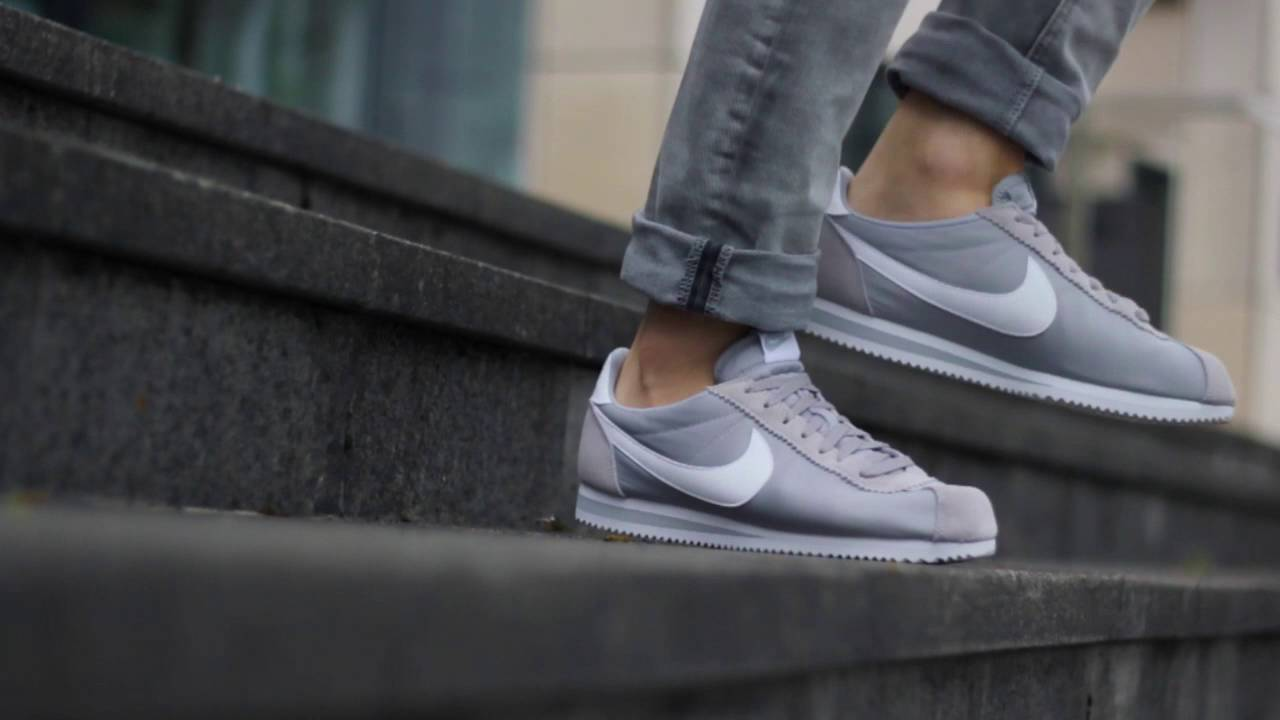 detailed look 82044 df0d9 Nike CLASSIC CORTEZ NYLON  sooco.nl