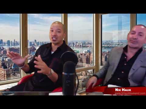 NIK HALIK INTERVIEW - DALLAS TV