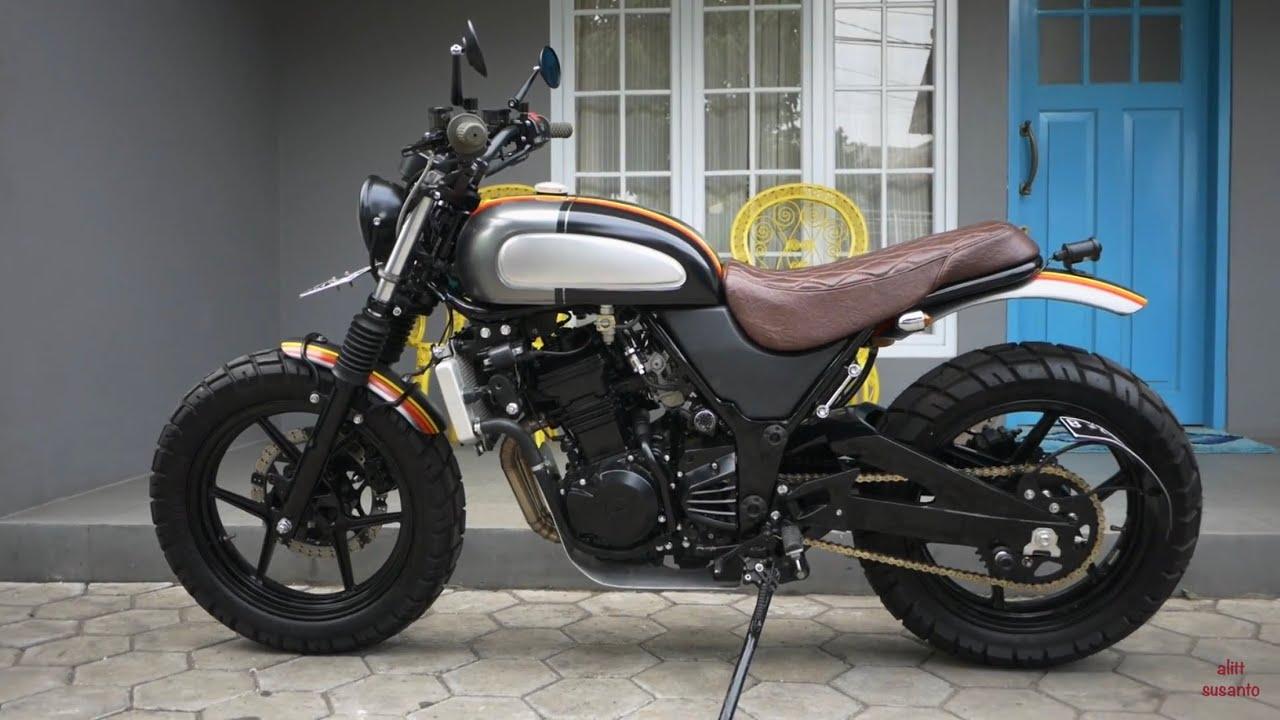 Ada Sport Kawasaki Berfairing Misterius dan Aneh