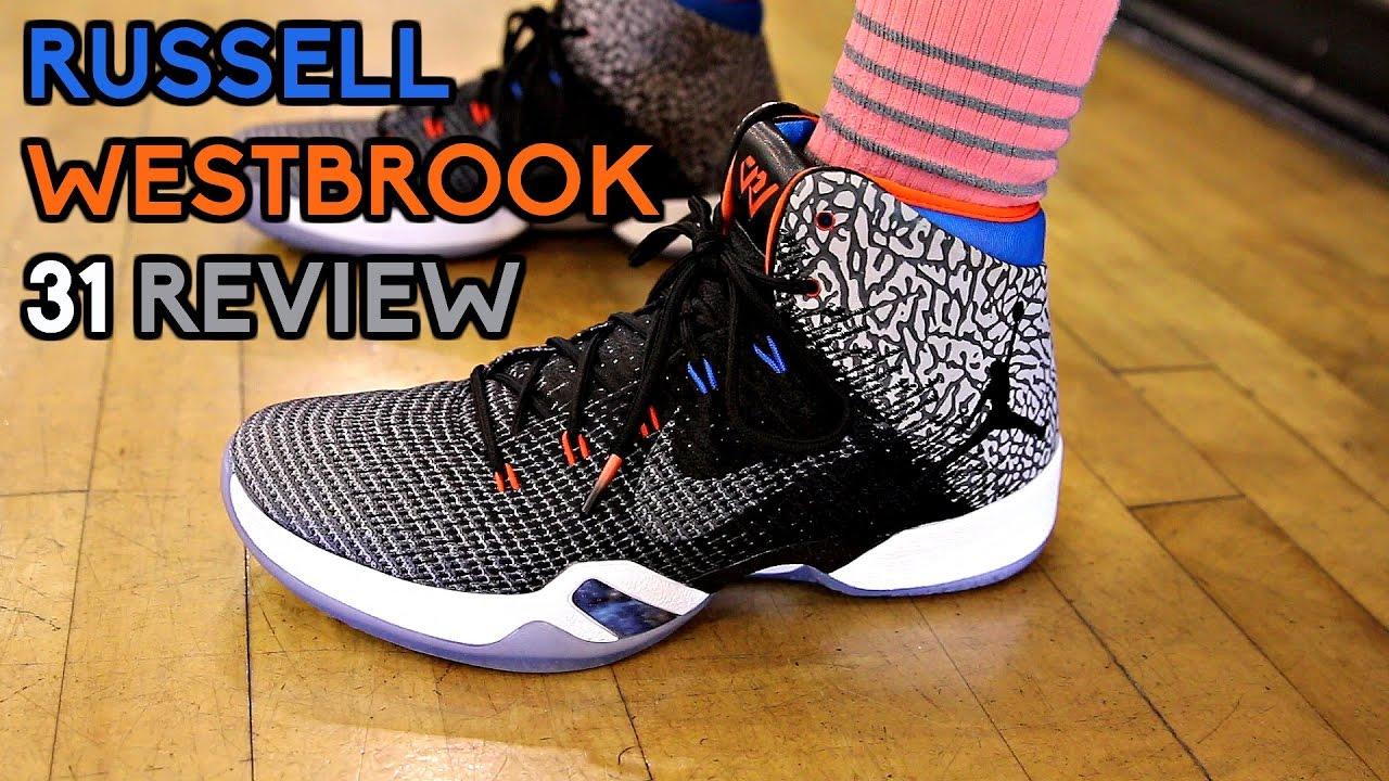 Jordans 30.5 Jordan 31 Russell Westbrook