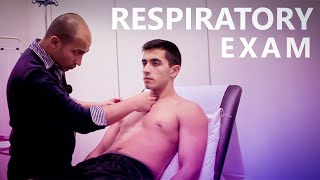 Respiratory Examination - OSCE Exam Demonstration