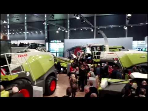 Film AGRITECHNICA  Hannover 2017