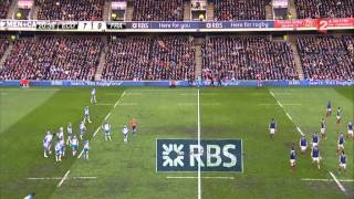 France - Ecosse _ 6 Nations (2014)  MATCH ENTIER