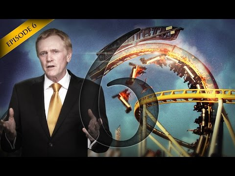 The Rollercoaster Crash - Deflation FIRST - Hidden Secrets Of Money Episode 6 (Mike Maloney)