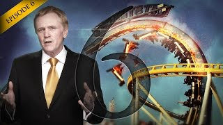 Rollercoaster Crash: Top 4 Reasons For Deflation - Hidden Secrets Of Money 6 (Mike Maloney)