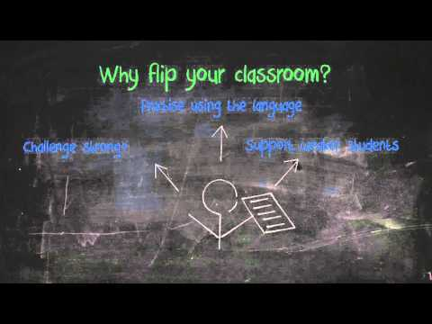 Inside the flipped classroom with Gateway 2nd Edition: Part 1