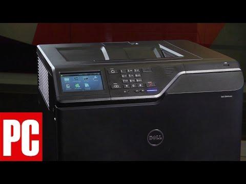 Dell Color Smart Printer S5840cdn Review