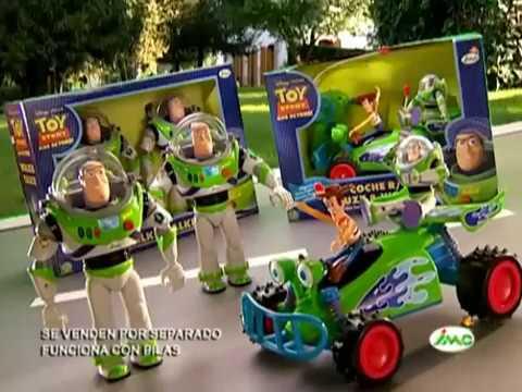 Toy Story: Coche Radio Control de Woddy y Buzz (Anuncio de IMC)