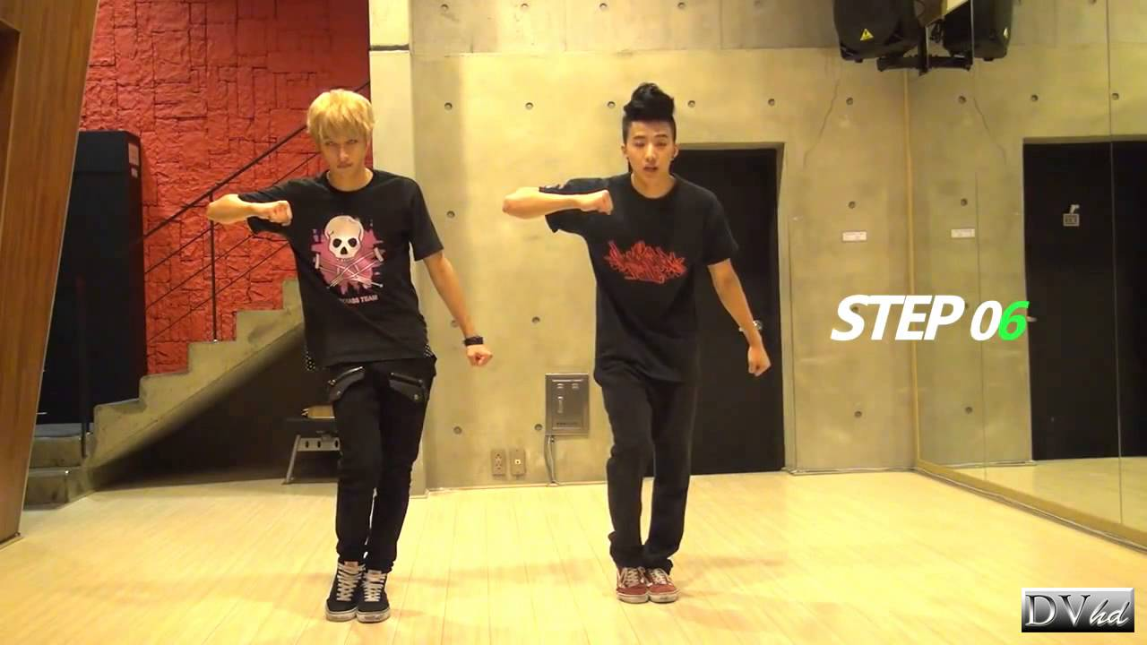 Dress up lyrics boy republic - Boys Republic Min Su Sung Jun Party Rock Dance Tutorial 3 Dvhd