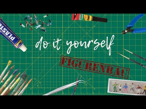 Do it yourself - How to Build a Figurine