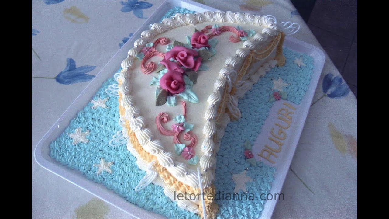 Torte Decorate Con Panna Vegetale By Italiancakes 2011