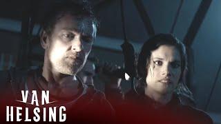 VAN HELSING | Season 2, Episode 8: History Lesson | SYFY