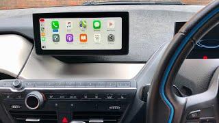 Unique Auto Developments CarPlay for BMW i3
