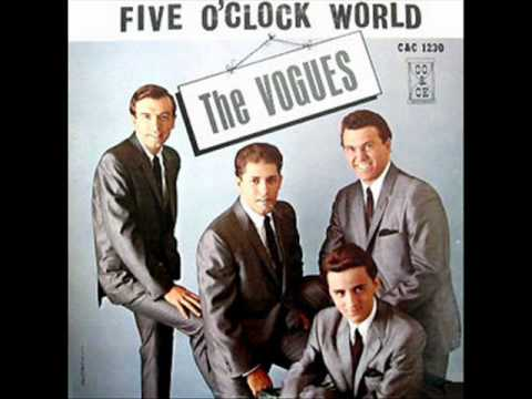 The Vogues  Five O'Clock World  TRUE STEREO version