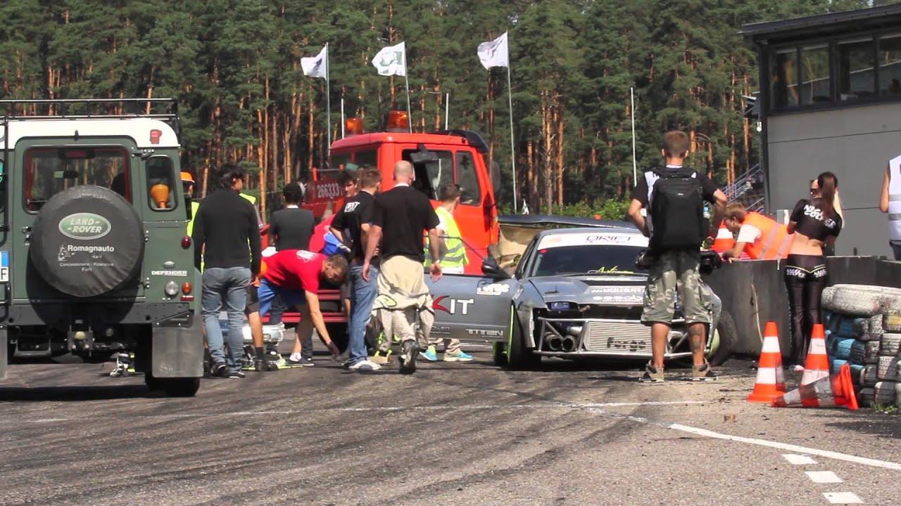 Drift Allstars R3: Latvia (Day 2)