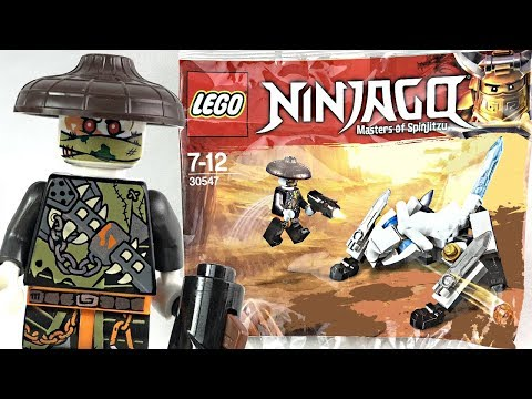 Dragon Hunter Polybag Brand New Rare Lego Ninjago 30547