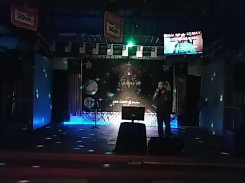 Abang Man - Indonesia Karaoke Idol (IKI)