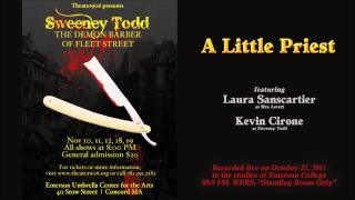 "Sweeney Todd - ""Little Priest"""