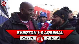 Everton 1-0 Arsenal | It Was A Deserved L, Ozil Needs To Fix Up (Troopz)
