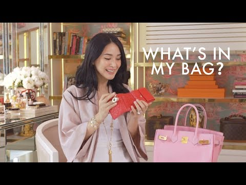 WHAT'S IN MY BAG | Heart Evangelista