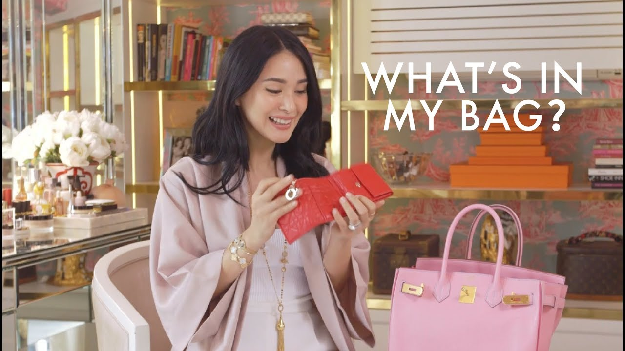 WHAT S IN MY BAG   Heart Evangelista - YouTube b282212230