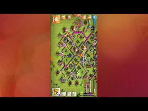 Best attack strategy for townhall 7 beginners - Coc