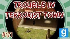 Tryhard im Cluedo Haus - Garry's Mod Trouble in Terrorist Town #171 - Let's Play TTT