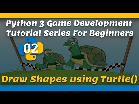 turtle module python 3 | Nikkies Tutorials