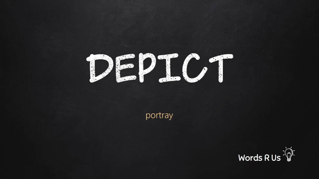 How to Pronounce DEPICT in American English