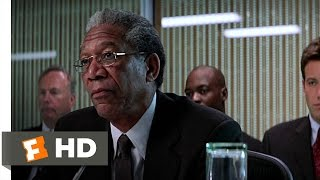 The Sum of All Fears (1/9) Movie CLIP - Everyone Has Opinions (2002) HD