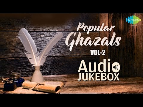 popular-ghazals-collection---vol.-2- -old-hindi-songs- -audio-jukebox