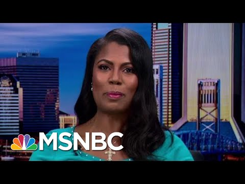 Omarosa Seeks To Join Pay Gap Lawsuit Against Trump Campaign | Hallie Jackson | MSNBC