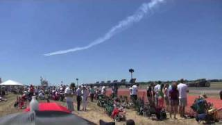 Mig Fury Fighters at Idaho Falls Air Show