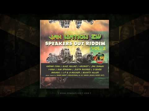 Bounty Killer -  Murder (Speakers Out Riddim Vol. 2) Jah Nation ZW - November 2014