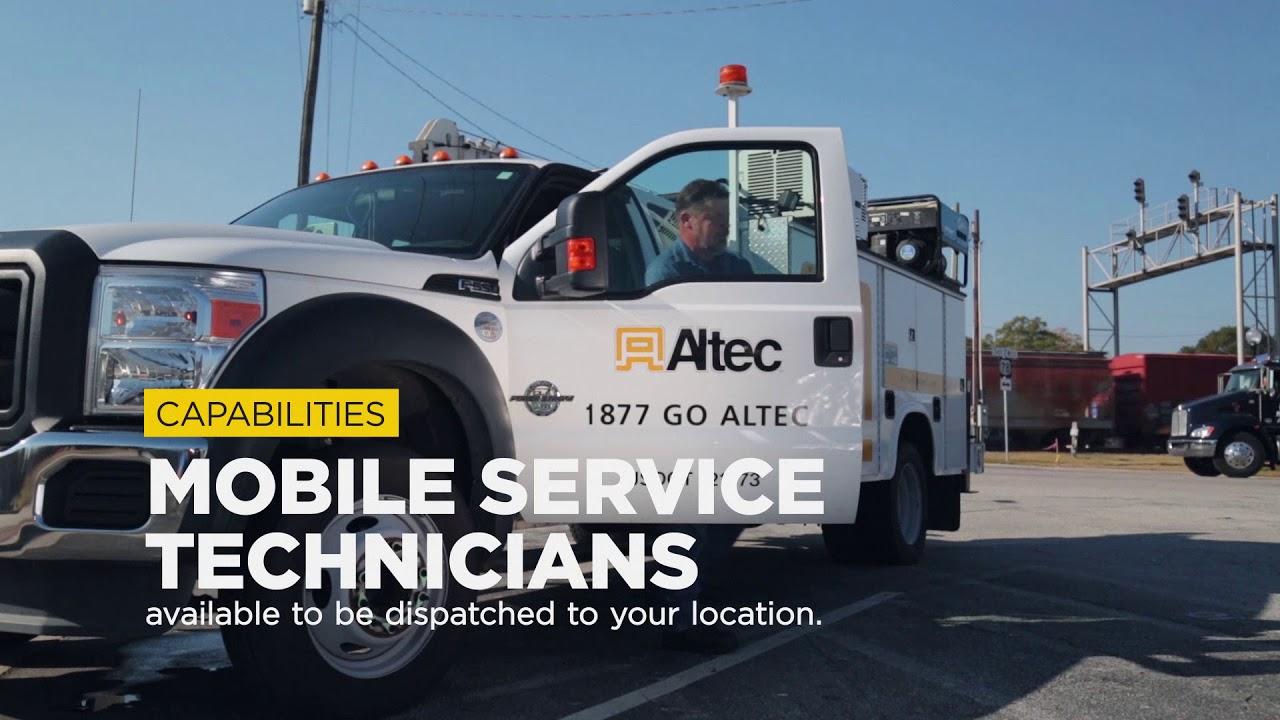 Altec Service Group 30 Sec Overview