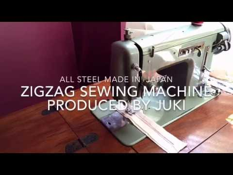 Japanese Heavy Duty All Steel Sewing machine Made by Juki