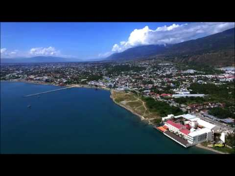 A Short Video of Palu City, the capital of Central Sulawesi Province - Indonesia