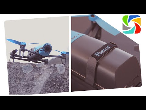 Günstige Drohne mit Kamera?! Parrot Bebop Drone - Review/Test (German/Deutsch) - TechBen