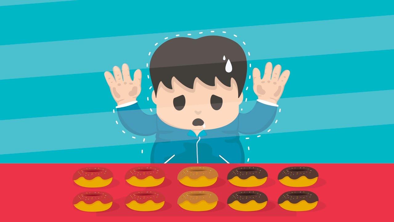 Cinco consejos para evitar antojos que te engordan entre comidas
