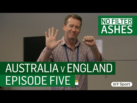 Behind the scenes from the second 2017/18 Ashes Test | No Filter Ashes